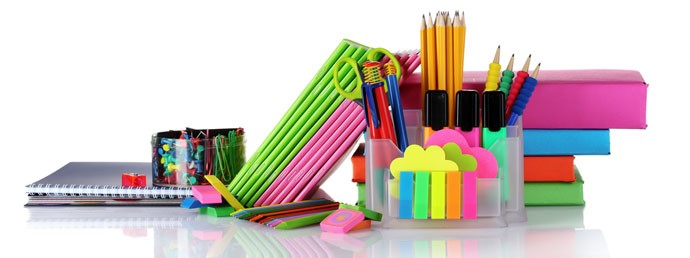 Stationery Drive for Marconi Beam Primary School