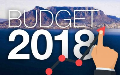The City of Cape Town Draft Budget 2018-2019